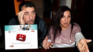 DELETING MY PARENTS YOUTUBE CHANNEL PRANK!! (CRAZY FREAKOUT)