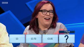 Only Connect S14 E5: Birdwatchers v Dicers. Victoria Coren Mitchell