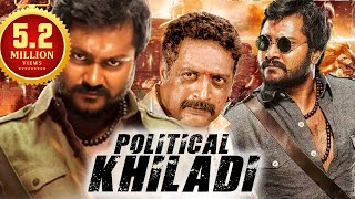 Political Raj (2018) New Released South Indian Hindi Dubbed Movie | Action Movies 2018 Full Movie