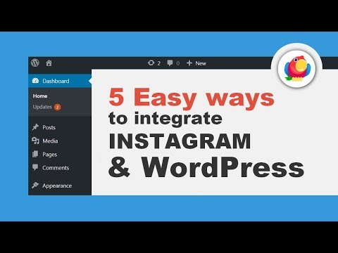 5 EASY Ways To Integrate Instagram With WordPress