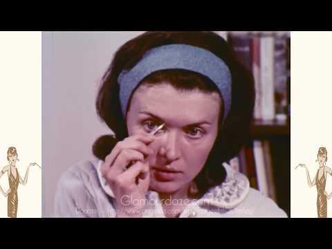 Vintage 1960s Makeup Tutorial Film