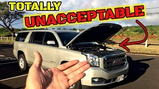 3 Things I HATE about the 2018 GMC YUKON XL!
