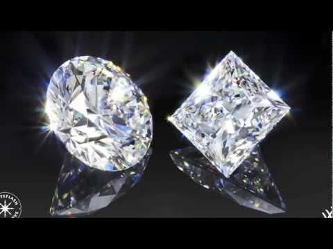 Selecting a Loose Diamond Shape: Round Cut vs Princess Cut