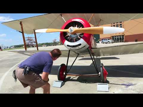 Sopwith Pup - Restoration Update - May 2018