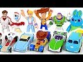 Awesome Disney Pixar Toy Story 4 Hot Wheels Cars Are In Gift Box