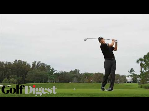Hank Haney: Fade WIth Control-Driving Tips-Golf Digest