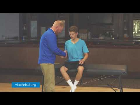 Pre-participation exam: Tips from Via Christi Sports Medicine athletic trainers