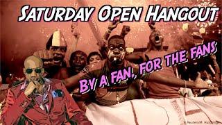 La Liga Returns, Kante, Spain Golden Generation   Saturday Open Football Hangout