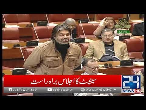 Debate on Aviation and PIA in Senate | 22 Jan 2019