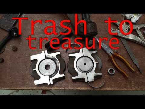 Turn Scrap Car Parts into Funky Upcycled Furniture