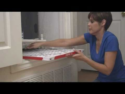How to Change Your Furnace Air Filter
