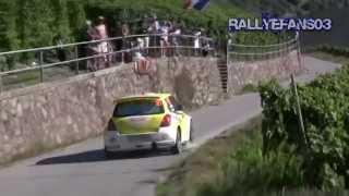 Aaron Burkart Andre Kachel JWRC Rally Champion 2010