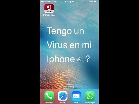 Como eliminar un virus de tu iphone 6 o ipad fácil no-jailbrake - mira todo el video  2016