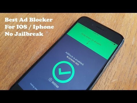 Best Ad Blocker For Iphone/Ipad/IOS 10/10.2/10.3 No Jailbreak - Fliptroniks.com