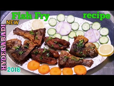 how to make fish fry  (recipe in hindi )