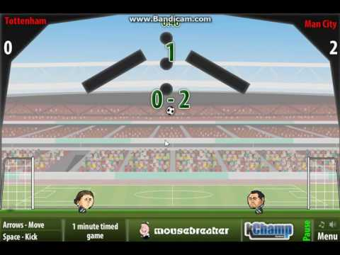 Sports Heads  Football Championship MouseBreaker - Full Walkthrough · BIG  HEAD SOCCER  1 de20a6ed62f23