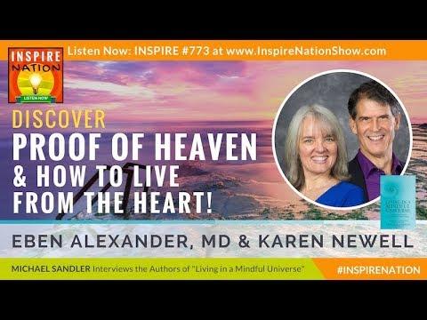 🌟 MIND-BLOWING PROOF OF HEAVEN Interview w/ DR EBEN ALEXANDER & KAREN NEWELL | Living from the Hear