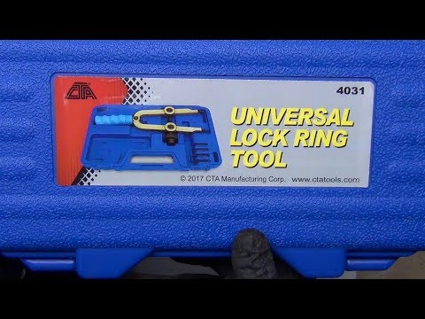 CTA 4031 Snapring Tool Review LARGE