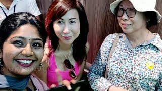 🛳️6000 crore Luxury കപ്പലിൽ എൻറെ ഒരു ദിവസം😱 ||ഒറ്റയ്ക്ക് Vlog ചെയ്ത Experience_SimplyUnni Vlogs