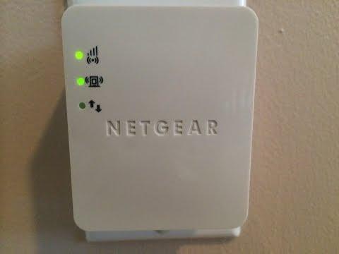 NETGEAR N150 Wi-Fi Range Extender