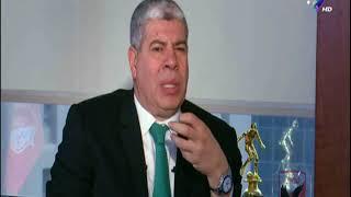 #x202b;مع شوبير - محمود الخطيب: «قد أتسامح مع من تجاوزا في حقيي..ولكن لن أسمح من أخطأ فى حق الأهلي»#x202c;lrm;