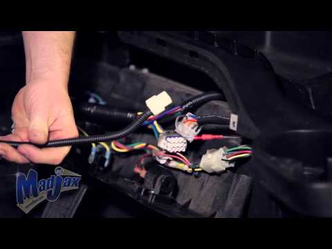 Voltage Reducer Harness for Precedent® | How to Install Video | Madjax® Golf Cart Accessories