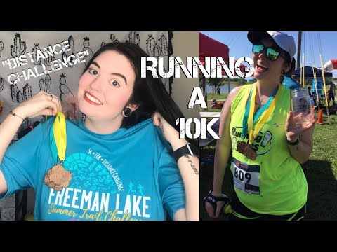 I Ran My First 10K/Distance Challenge! | My Running Journey So Far This Year