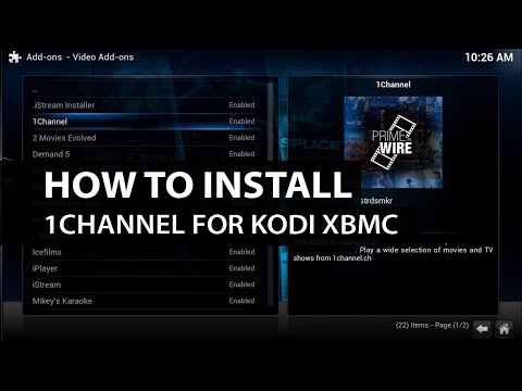 Kodi – How to install the Primewire ag Addon