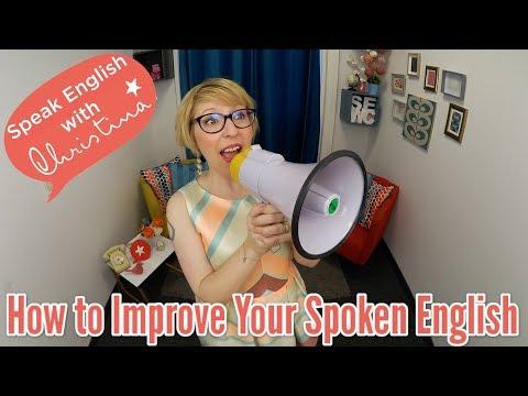 How to Improve Spoken English - English Tips & Motivation