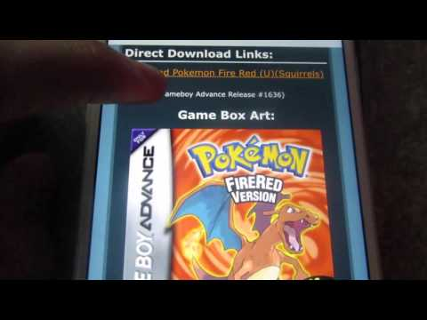 How to get Games on GBA4iOS on iOS 9!