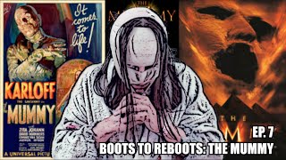 Download Boots To ReBoots: The Mummy Review Video