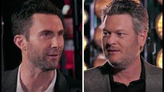 The Voice: Blake Shelton x Adam Levine