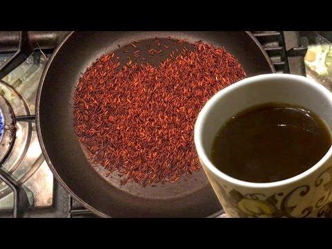 Rice Coffee - Poor Man's Coffee