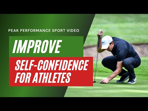 How To Boost Self-Confidence For Athletes