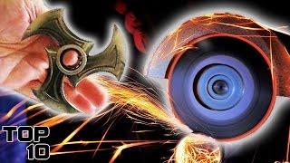 Top 10 Most Dangerous Fidget Spinners