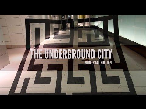 RESO   Montreal's Underground City