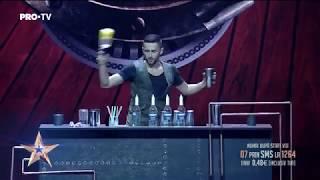 ALEXANDER SHTIFANOV - Românii Au Talent 2019 - Semifinala 1