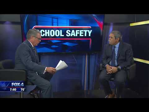 Dallas ISD superintendent weighs in on school safety