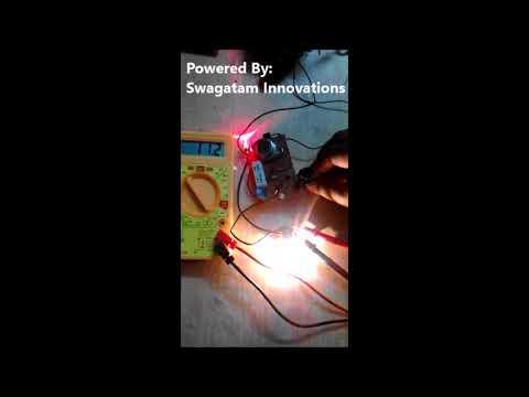 Simple Variable Power Supply Circuit using 2N3055