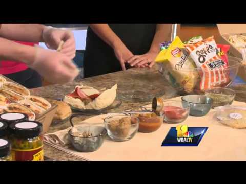 Potbelly celebrates National Pizza Month with special sandwiches