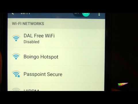 Dallas/Fort Worth International Airport WiFi