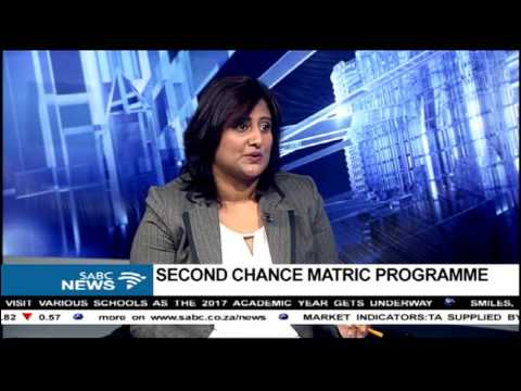 Dept of Education launch Second Chance Matric Support Programme