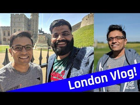 A Trip To Windsor Castle & Stonehenge Vlog (Ft Technical Guruji)