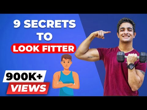 9 Fashion SECRETS to Look FITTER - For Fit, Fat or Thin Guys | BeerBiceps Men's Style