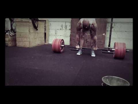 Deadlift/Back Workout