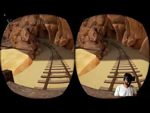 Let's Play : Desert Ride Coaster | Oculus Rift