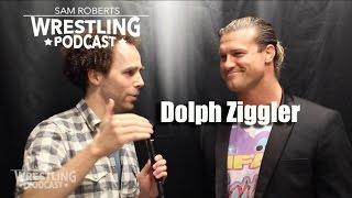 Dolph Ziggler Interview - Nikki Bella, John Cena, NXT, etc - Sam Roberts