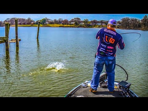 Prespawn Fishing SECRETS - Catch GIANT BASS This Spring