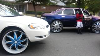 New Body Impala Ss Blacked Out On 24s Music Jinni