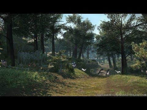 Gameplay 2 - Final Fantasy XIV PS4 Beta